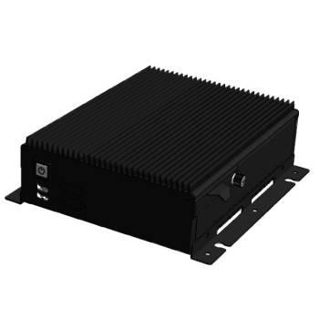 Mini itx fanless case working under 55 c it310 for Case itx fanless